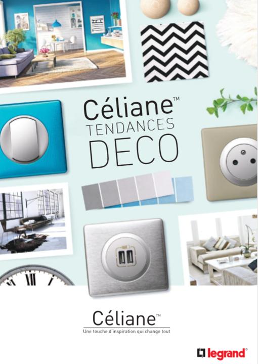 Appareillage Céliane Legrand Tendances Déco / rei-elec.com