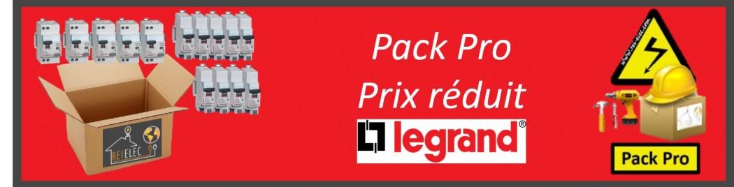 pack de produit legrand à nprix réduit
